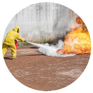 tahliyeli yangın eğitimi